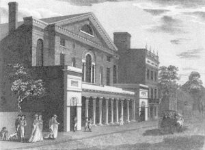 Old Chestnut Street Theatre